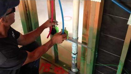 LSP Pull Stop Box: Rough in Installation and Testimonial