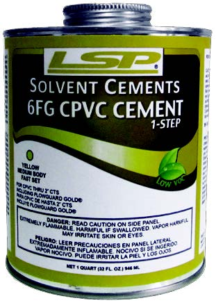 6FG ONE-STEP CEMENT
