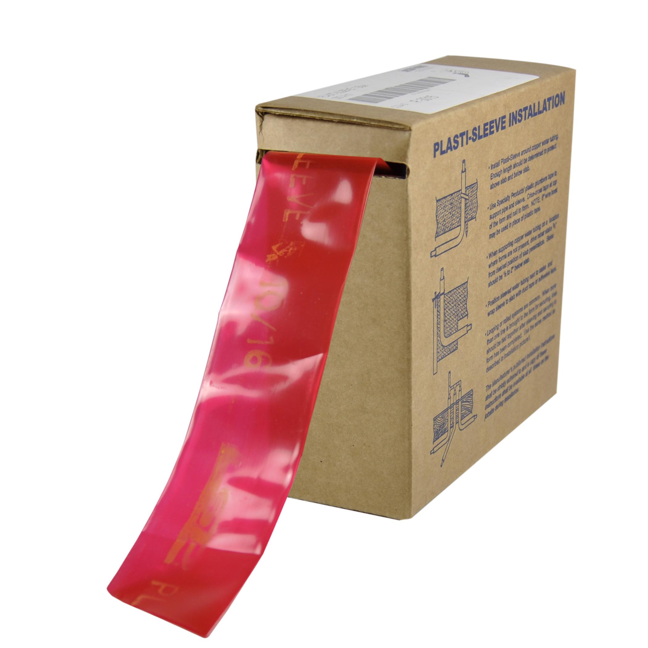 Plasti-Sleeve Pipe Protector