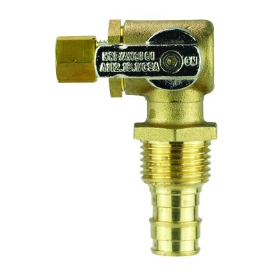 Ice Maker Outlet Box Valves