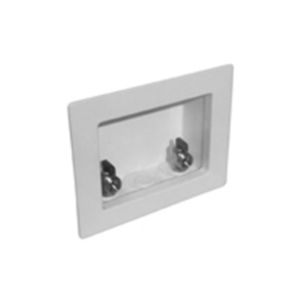 Plastic Switch Hitter® Outlet Box