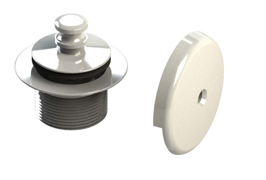 Satin Nickel LSP R-0992 Trim Kit