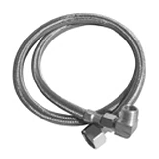 MightyFlex™ Stainless Steel Braided Dishwasher Connectors