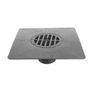 Plastic Adjustable Deck Drain