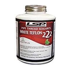 White 222 Seal Pipe Joint Compound