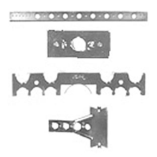 Copper Plated PipeSecure™ Brackets