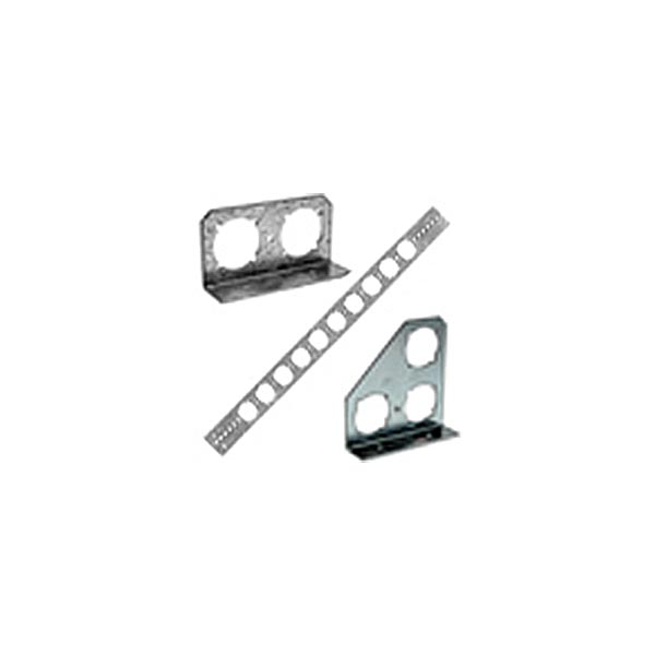 Galvanized PipeSecure™ Brackets