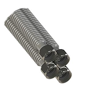 Stainless Steel Corrugated Water Heater Connectors