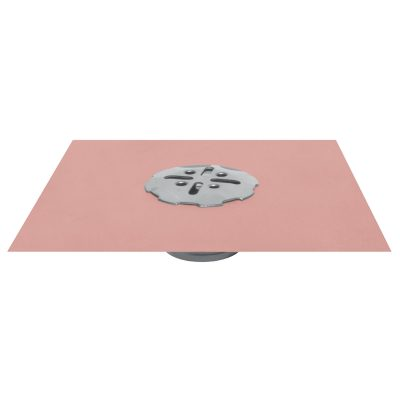 Copper Deck Drain