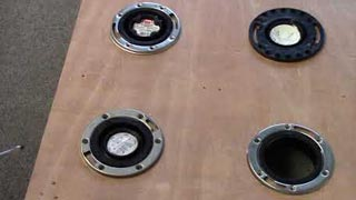 Closet Flange Test Cap Removal Process Sioux Chief IPS Oatey LSP