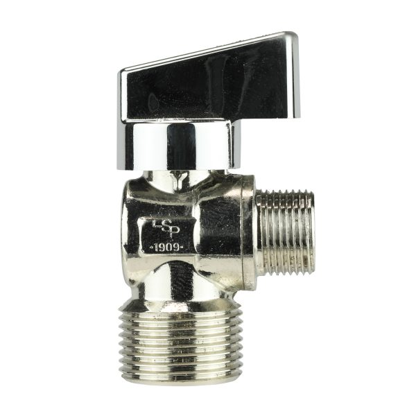 Value Engineered Quarter Turn Angle Valves