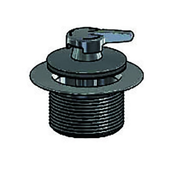 ADA Cap used with Lift & Turn Stoppers