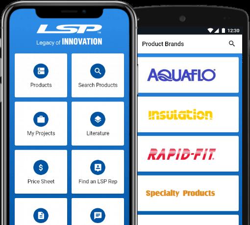 LSP App
